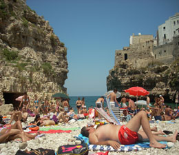 Holiday Apartments in Puglia (Bari Province) - South Italy